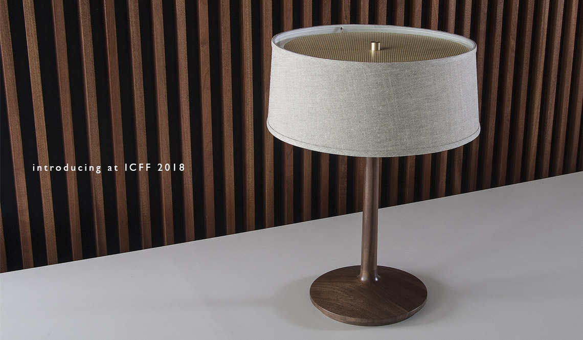 Introducing the Paulo lamp