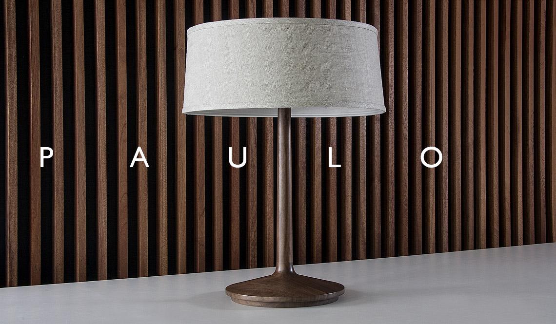 The Paulo lamp