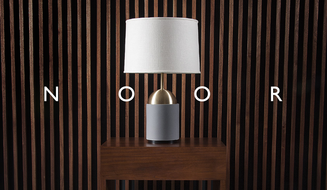 The Noor Lamp