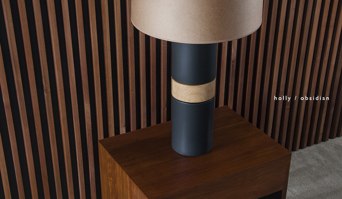 The Holly lamp