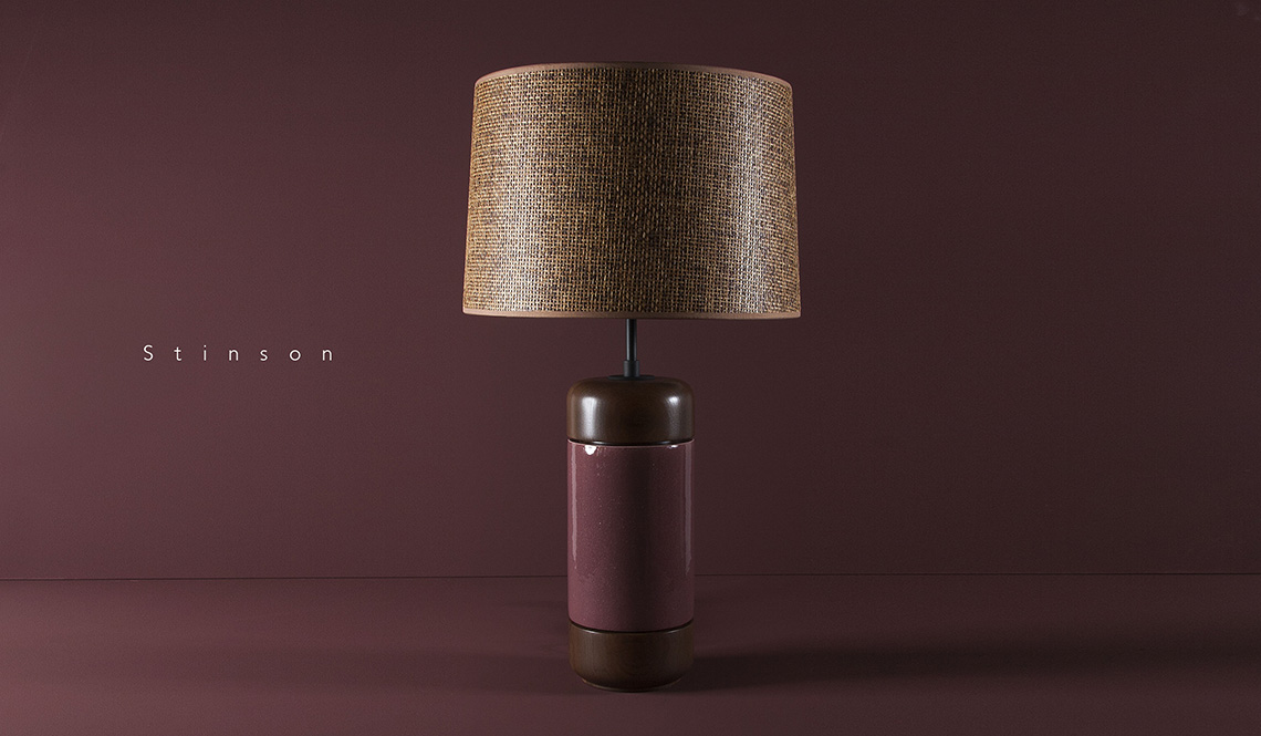 The Stinson Lamp