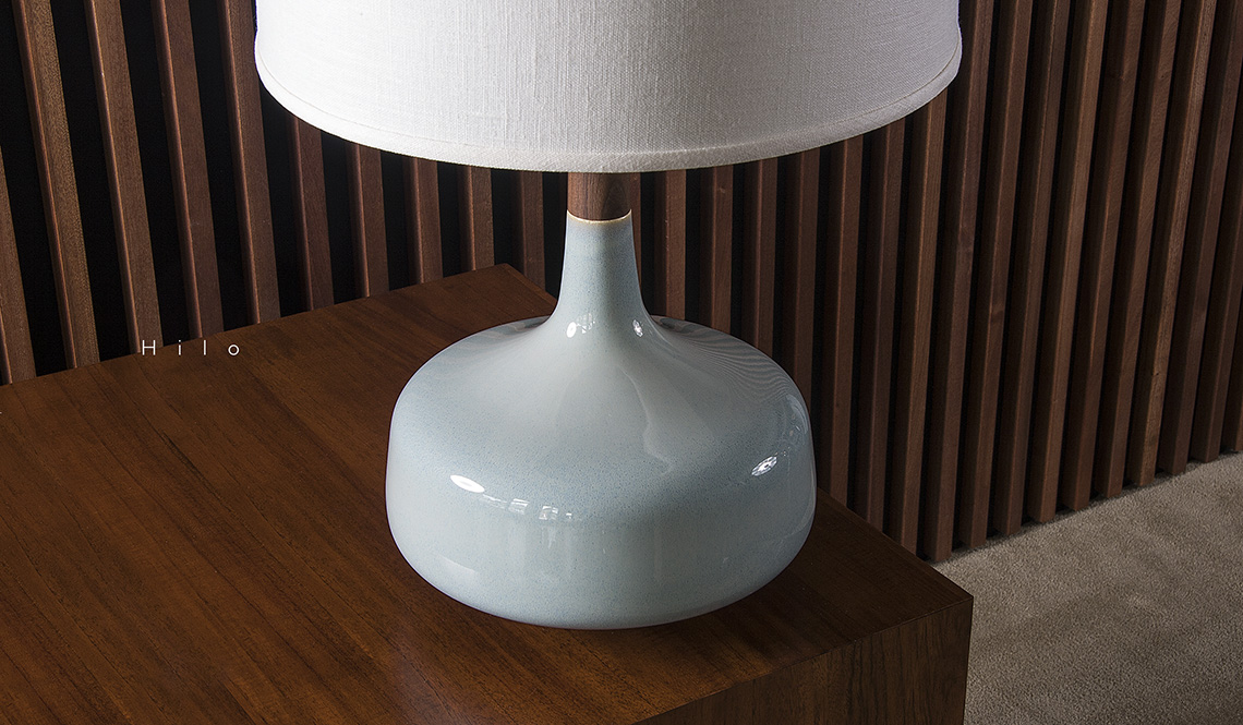 The Hilo lamp