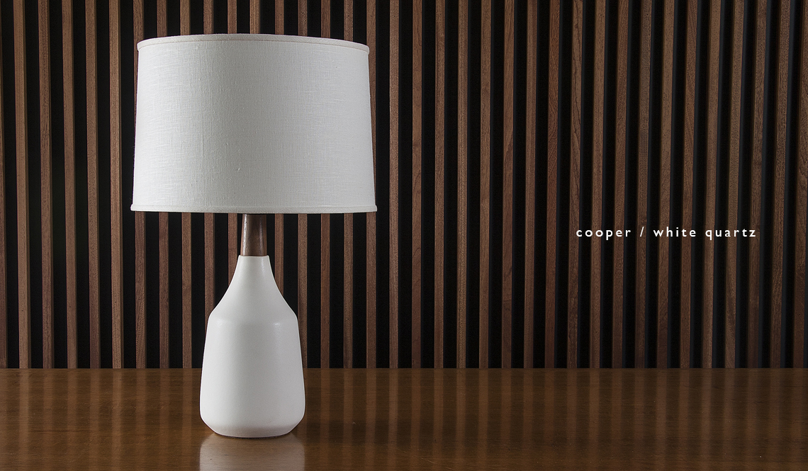 The Cooper Table Lamp